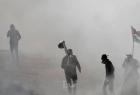الهلال الأحمر: 435 إصابة بمواجهات مع قوات الاحتلال في بيتا وبيت دجن
