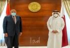جلسة مباحاث رسمية بين مصر وقطر في الدوحة