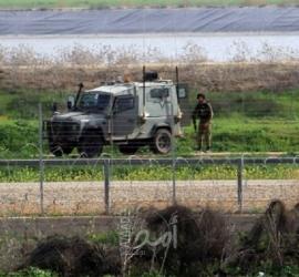 جيش الاحتلال يُغلق بعض الطرقات المحاذية لقطاع غزة