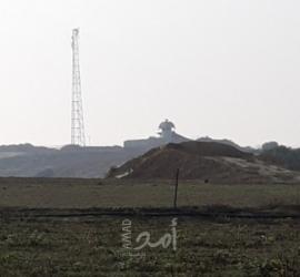 جيش الاحتلال يطلق النار تجاه الأراضي الزراعية شمال بيت لاهيا