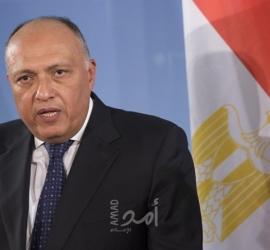 وزير الخارجية المصري يبحث هاتفيًا مع نظيره السعودي التطورات على الساحة الفلسطينية