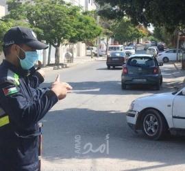 مرور غزة: (6) إصابات في 11 حادث سير خلال 24 ساعة
