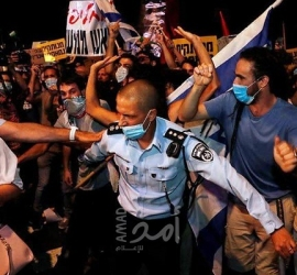 """إعلام عبري: إلغاء """"المظاهرات الاحتجاجية الاسبوعية"""" ضد نتنياهو في القدس وتل أبيب"""
