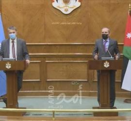 """الصفدي يبحث مع لازاريني الاستعدادات لعقد المؤتمر الدولي لدعم """"الأونروا"""""""