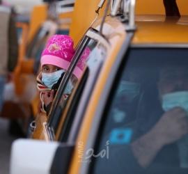 حالة معابر قطاع غزة السبت