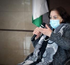 """الكيلة: انكسار المنحنى الوبائي في فلسطين ومتحور """"دلتا"""" خطير جداً"""