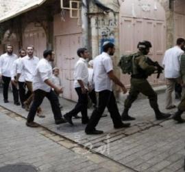 مسيرة استفزازية للمستوطنين في البلدة القديمة بالقدس