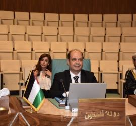 المحمود: مجلس وزراء الإعلام العرب يقرر دعم وتعزيز الرواية الفلسطينية
