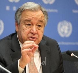 غوتيريش يدعو الأطراف في إفريقيا الوسطى للالتزام بوقف إطلاق النار