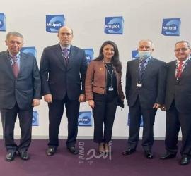 فلسطين تشارك بافتتاح معرض مليبول الفرنسي