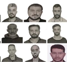بعد أيام من النشر..مواقع عبرية  تعيد نشر صور وأسماء المعتقلين الـ(15) في تركيا