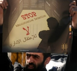"""مخابرات الاحتلال تُصدر أمر اعتقالٍ إداري بحقّ المعتقل """"أبو هواش"""""""