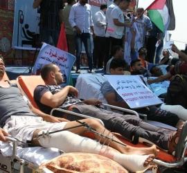 غزة: سلطات الاحتلال تمنع  138 مريضًًا من الحصول على العلاج