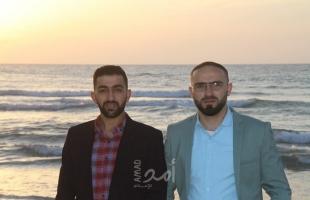 """بالفيديو والصور.. شابان من غزة يرفضان صفقة ترامب عبر الفن بكليب """"تو ماكس- منارة السماء"""""""