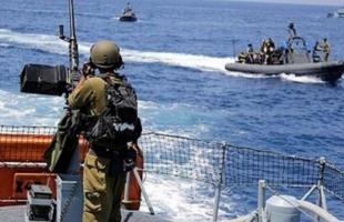 بحرية الاحتلال تطلق نيرانها تجاه سواحل غرب غزة