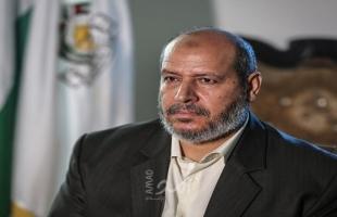 الحية يكشف تفاصيل لقاءات حماس مع المخابرات المصرية..الإعمار والتبادل التجاري