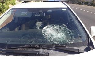 إعلام عبري: تعرض مركبة إسرائيلية للرشق بالحجارة في سلفيت