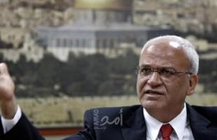 عريقات: لدى أوروبا فرصة لتعزيز دورها في صنع السلام من خلال الاعتراف بدولة فلسطين