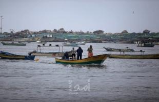 الميزان: 351 انتهاكًا إسرائيليًا بحق الصيادين الفلسطينيين في بحر غزّة خلال 2019