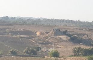 """إسرائيل ترش المبيدات السامة على الأراضي الزراعية في غزة منعاً لـ """"إختباء فلسطينيين"""""""