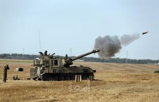 """مدفعية الاحتلال تستهدف """"نقطة عسكرية"""" شرق البريج"""