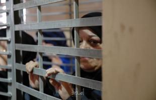 نادي الأسير: (34) أسيرة يقبعن في سجون الاحتلال