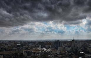 منخفض جوي سيضرب الأراضي الفلسطينية ليل الأحد / الاثنين