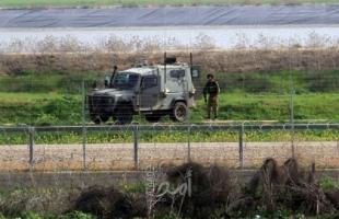 جيش الإحتلال يعلن اعتقال مواطنين اجتازا السياج الفاصل جنوب قطاع غزة