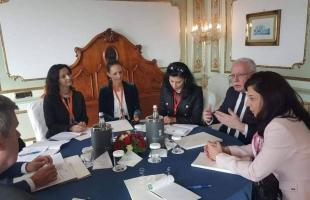 سلوفينيا تنتقد صمت بعض الدول حول ما يجري في الأراضي الفلسطينية