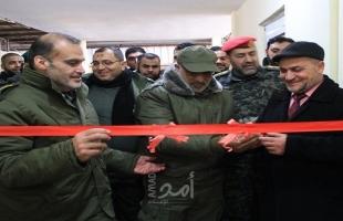 غزة: الخدمات الطبية تعيد افتتاح قسم البصريات في عيادة الشاطئ
