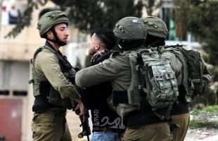 قوات الاحتلال تشن حملة اعتقالات في الضفة والقدس تشمل فتيات وطلبة