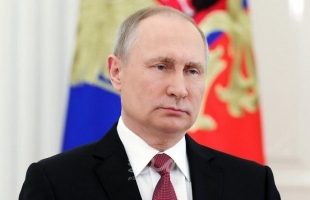 إدراج اسم الرئيس الروسي ضمن قائمة المرشحين لجائزة نوبل للسلام