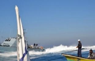 (15) انتهاكاً إسرائيلياً بحق الصيادين خلال يونيو (2021)