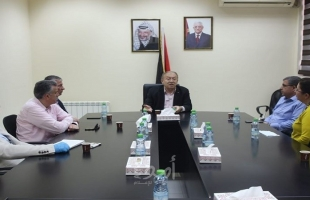 رام الله: المجلس التنسيقي والاقتصاد يؤكدان رفضهما لأي محاولات إسرائيلية لخلق بدائل فلسطينية