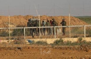 اعتقال شاب تسلل عبر السياج الفاصل شرق غزة