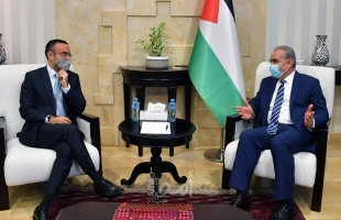 اشتية: لدينا اجماع دولي رافض للضم ونريد اعترافاً دولياً بالدولة الفلسطينية