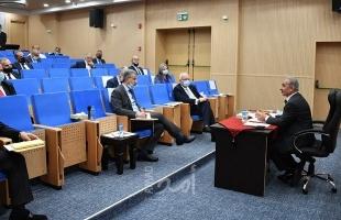 اشتية: وزير المالية سيقدم للمجلس مطالعة حول الوضع المالي والامكانيات المتاحة للرواتب
