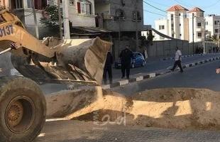 البزم: أنهينا فصل محافظات غزة عن بعضها البعض وتقسيمها لمربعات