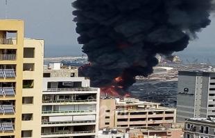 استبعاد قاضي التحقيق في انفجار مرفأ بيروت