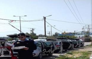 """في ظل حصار """" كورونا"""" .. غزة تستقبل سيارات حديثة"""