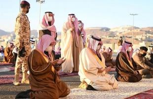 بالصور.. إقامة صلاة الاستسقاء في جميع أنحاء السعودية