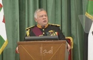 الملك عبد الله يهاتف رئيس بعثة التعزيز للمستشفى الميداني الأردني بغزة