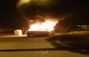 لبنان: إصابة مواطن إثر انفجار واحراق سيارة في صور - فيديو