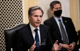 بلينكن: واشنطن واثقة من تورط إيران في استهداف الناقلة الإسرائيلية