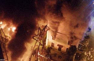 محدث (2) ..عاصمة شمال لبنان تحترق - صور وفيديو