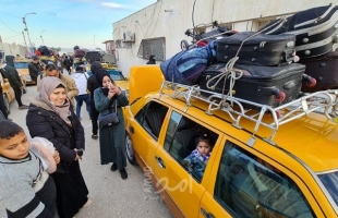 """غزة: كشف """"التنسيقات المصرية"""" للسفر عبر معبر رفح """"الثلاثاء"""""""