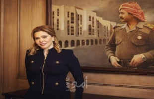 رغد صدام حسين تنشر صورة لابنتها بعد تداول صور مزيفة