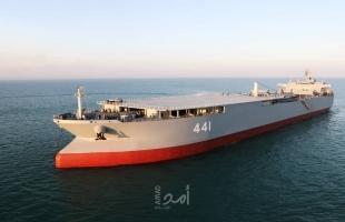 """إيران: تم استهداف سفينة شحن """"بهجوم إرهابي"""" في البحر المتوسط.. صور وفيديو"""