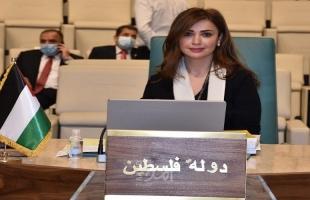 فلسطين تشارك في أعمال المنتدى الثالث للمرأة العربية والقضاء على العنف