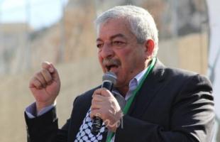 العالول: القيادة الفلسطينية أرسلت رسائل واضحة للعالم بأن استمرار الحالة الراهنة لا يمكن القبول بها